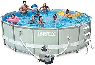 Intex 549 Х 132 Cm Ultra Frame Pool - 28372
