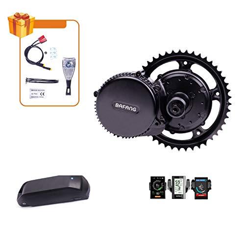 Bafang 750W 48v Kit Bici Elettrica 52V Opzionale 8FUN Ebike Motor Conversione Kit BBS02B BBSO2 Motore Elettrico per MTB Biciclette Elettriche