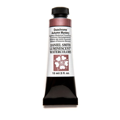 DANIEL SMITH Extra Fine Watercolor 15ml Paint Tube, Duochrome, Autumn Mystery