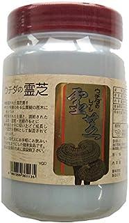 ウチダの霊芝(A霊芝) 刻100g 日本産