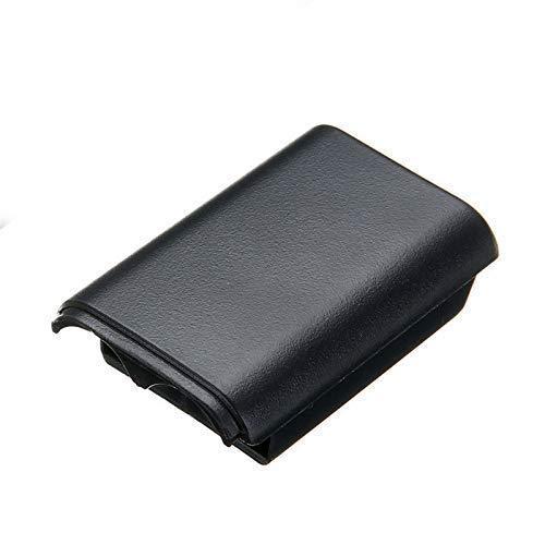 ITSTUFF Batteriefach Akku Gehäuse Deckel Cover für Gamepad Xbox 360 Controller - schwarz