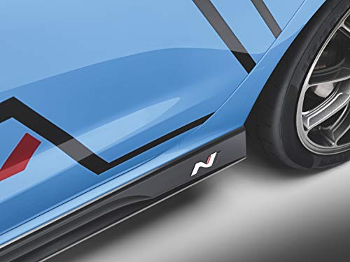 """Hyundai i30 N """"N""""- Logo Badge 2 Stück"""
