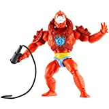 Masters of the Universe Origins 5.5-in Beast Man Action Figure, Battle Figure for Storytelling Play and Display, Gift for 6 to 10 Year Olds and Adult Collectors, Multicolour