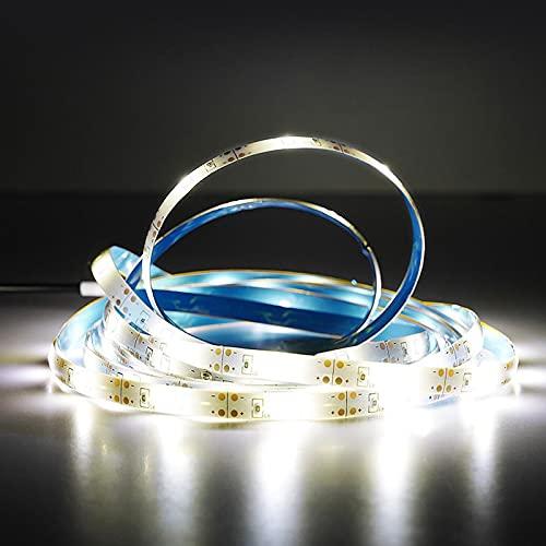 Led Light Strip-5v Ultra-Bright Adhesive Ip65 Kit De IluminacióN De Cinta Cortable Con Conector Usb, Luz Led Para Tv, Reproductor De Computadora, Dormitorio, Cocina Y DecoracióN Del Hogar