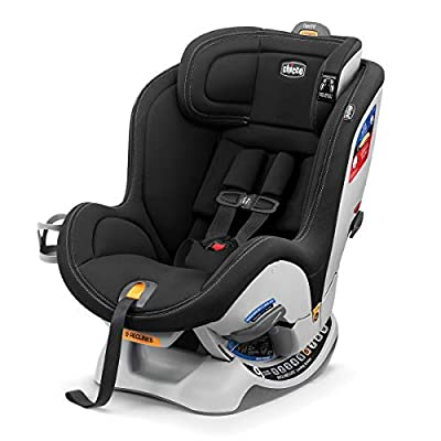 Chicco NextFit Sport Convertible Car Seat, Black from Chicco