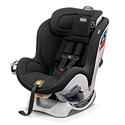 This image shows Chicco NextFit Sport which is one of the safest convertible car seat in my review