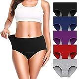 OLIKEME Women Period Panties Leakproof Underwear for...