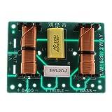 SDENSHI Premium 3 Wege Lautsprecher Höhen Bass Frequenzteiler 120W Crossover Filter