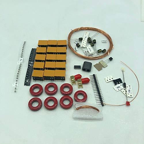 Alician DIY Kits 1,8-50 MHz ATU-100mini Automatischer Antennen-Tuner von N7DDC 7x7 Haushaltswerkzeuge