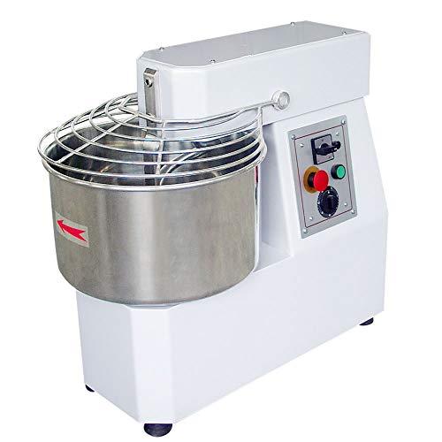 Chef Prosentials - Mélangeur à pâte - Pour cuisine commerciale - Mixeur électrique - Bol fixe - Pour pâtisserie - Boulangerie