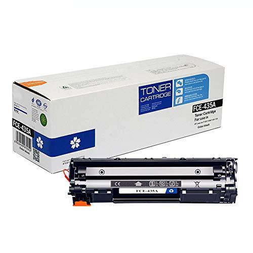 GXZC Modelo FCE - reemplazo compatible del cartucho de tóner 435A para HP P1005 P1006