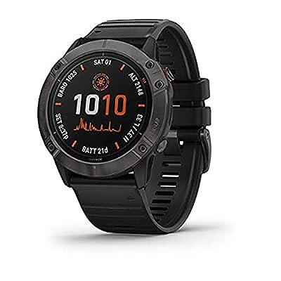 Garmin Fenix 6X Pro Solar Multi-Sport Watch