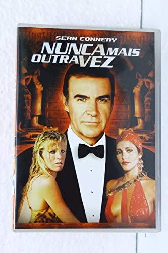 Dvd - James Bond 007 Nunca Mais Outra Vez