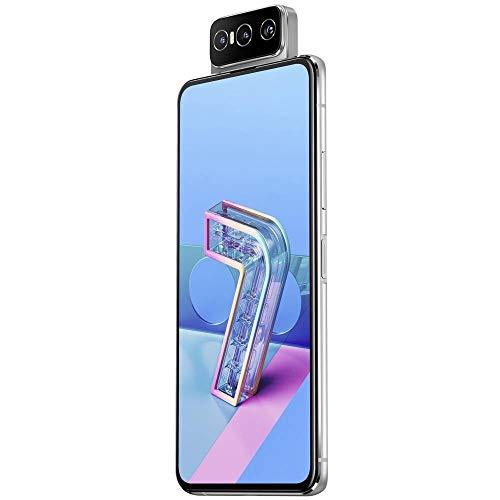 ASUS ZenFone 7 PRO Dual-SIM Smartphone 256GB 6.67 Zoll (16.9 cm) Dual-SIM Android 10 Bianco