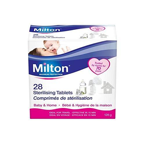 MiltonPastillas Purificadoras - 28 Pack (Paquete de 2)