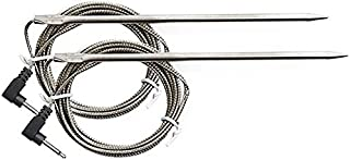 6-Foot Replacement Hybrid Probe (2-Pack) for Maverick ET-732/733/735 - Also fits Ivation IVA-WLTHERM & IVAWT738