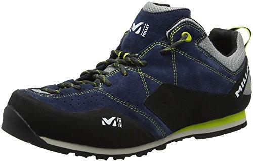Millet ROCKWAY, Zapatos de Escalada para Hombre, Multicolor (Majolica/Yellow 7597), 40 2/3 EU
