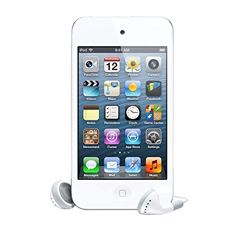 White For Apple iPod touch 16GB (4th Generation) +Screen Protector