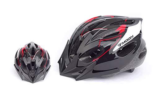 YMQUU Kinderfahrradhelm Junge Mädchen selbstfahrende Mountainbike-Rennschutzausrüstung, Sommer-Rollschuhhelm, geeigneter Kopfumfang M (52-55 cm) L (55-58 cm)