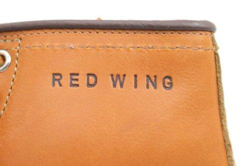 REDWING(レッド・ウィング)『アイリッシュセッター6インチモック』
