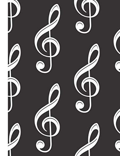 profesional ranking Cuaderno de guitarra: 21,59 x 27,94 cm (8,5 x 11 pulgadas), 120 páginas, tablaturas de guitarra, por intervalo … elección