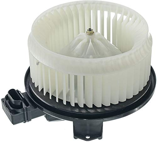 APDTY 142107 HVAC Heater AC Blower Motor w/Wheel