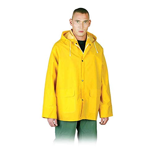 Reis Kpdyxl Regenschutzjacke, Gelb, XL Größe