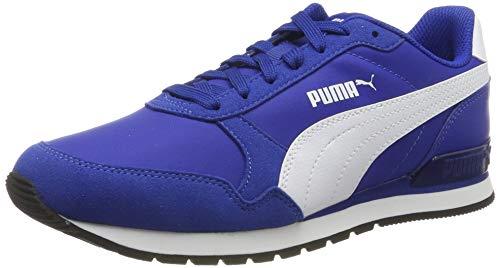 Puma Unisex-Erwachsene St Runner V2 Nl Fitnessschuhe, Blau (Surf The Web-Puma White 14), 42 EU