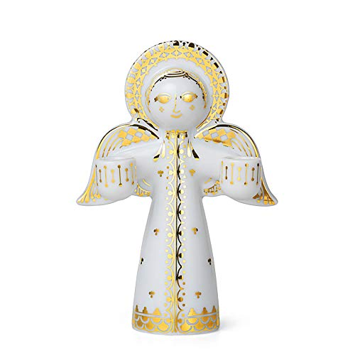 Rosendahl Kandelaar Kerstmis Lucia, goud, eenheidsmaat