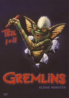 Gremlins - Kleine Monster - Teil 1 + 2 Box