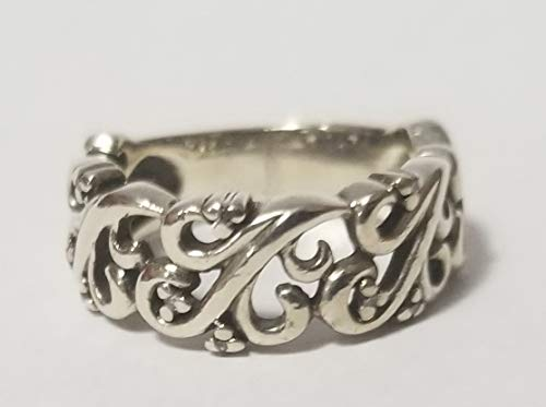 Kay Jewelers Sterling Silver Swirled Promise Ring