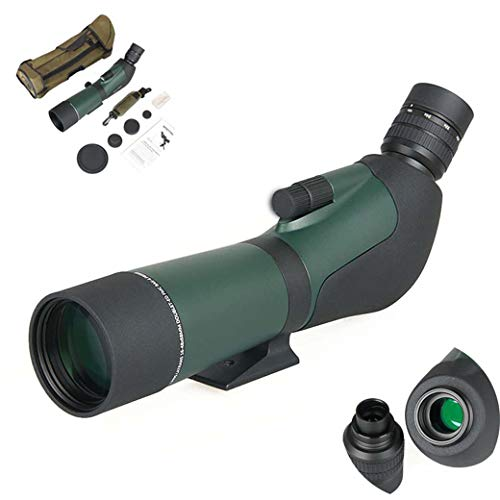 Learn More About Bird Watching Monoculars, 16-48 X 68 ED Zoom HD Monoculars with Low Light Level Nig...