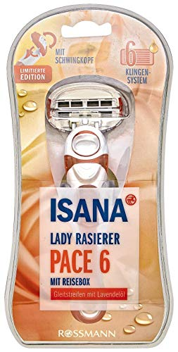 ISANA Lady Rasierer Pace 6 - Ladyrasierer…