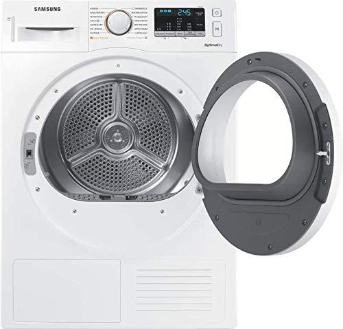 Samsung DV8FM5010KW/EG Wärmepumpentrockner - 8 kg, A++