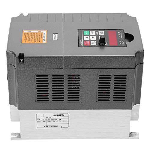 Inversor de control vectorial DSP GT-5R5G-2, inversor de potencia, central eléctrica portátil,...