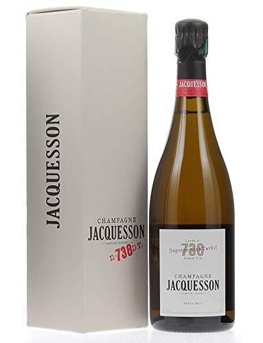 Jacquesson - Champagne Cuvee 738 Grand Vin Dègorgement Tardif Extra Brut 0,75 lt.