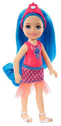 Barbie Chelsea Fantasy Doll - Sirena
