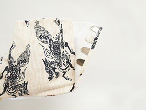 『[武蔵野ユニフォーム]【ポップ足袋 男性向 麒麟】 柄足袋 《091-kirin》 (25.0)』の3枚目の画像