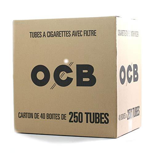Carton de 40 boîtes de 250 Tubes OCB