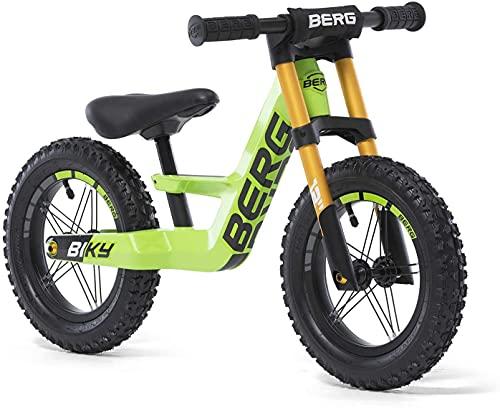 Berg- Laufrad Bicicleta de Paseo, Color Verde (24.75.70.00)
