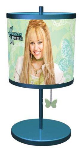 KNG Disney's Hannah Montana Oval 3D Lenticular Lamp