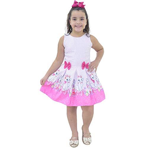 Vestido Gatinha Marie Rosa