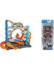 Hot Wheels - Megagaraje - coches juguetes - (Mattel FTB69)
