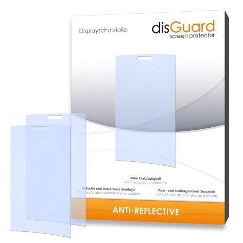disGuard RX034101 antireflektierend hartbeschichtet Bildschirmschutzfolie für Lumigon T2/T-2 (2-er Pack)