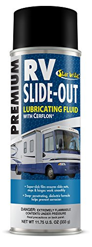 Star brite 78212 Premium RV Slide-Out Lubricating Fluid, 11.75 oz