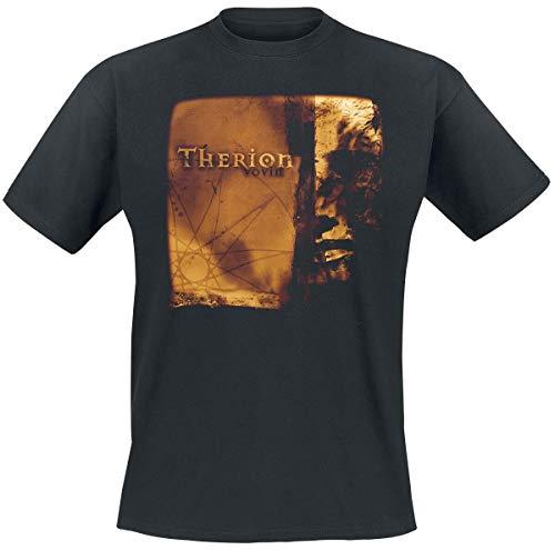 Therion Vovin A T-Shirt schwarz L