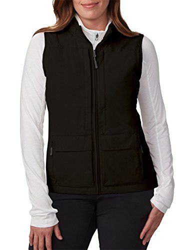 SCOTTeVEST Women's Q.U.E.S.T. Vest - 42 Pockets – Photography, Travel Vest M Black