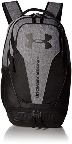 Under Armour Hustle 3.0 Mochila, color Graphite Medium Heat, tamaño talla única