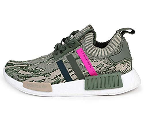 Adidas NMD R W PK Zapatillas para Mujer Verde