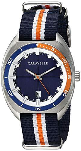 Caravelle by Bulova Dress Watch (Model: 43B166)